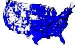 Prepaid Coverage Maps